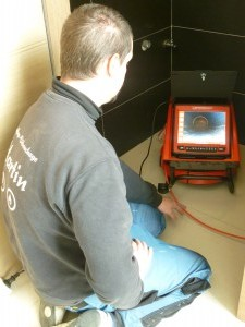 inspection camera egout
